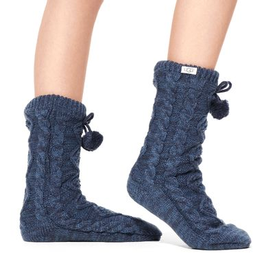 meia-ugg-pom-pom-tricot-de-la-azul-marinho1014837-NAVY_0